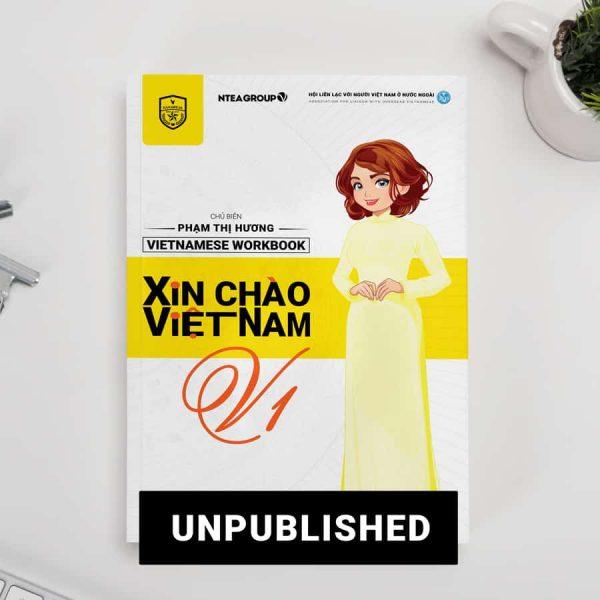 Vietnamese Workbook V1 Unpublished