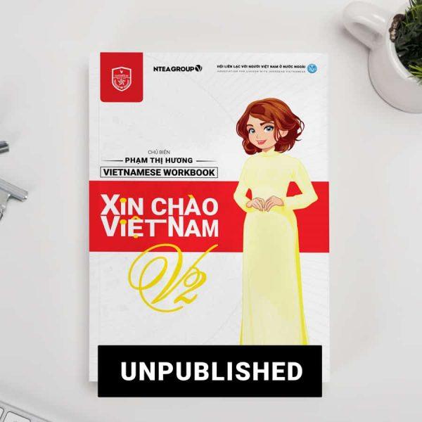 Vietnamese Workbook V2 Unpublished