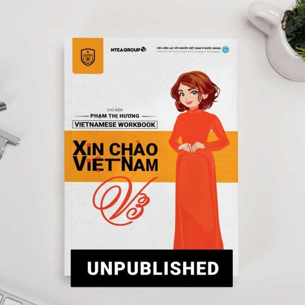 Vietnamese Workbook V3 Unpublished