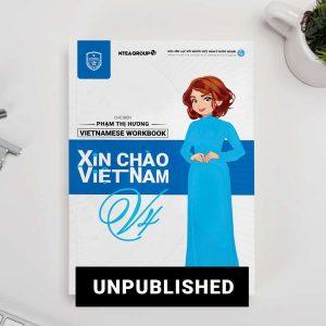 Vietnamese Workbook V4 Unpublished